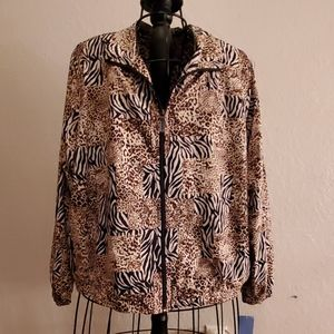 Koret Sport Animal Print Weekender Jacket XL p